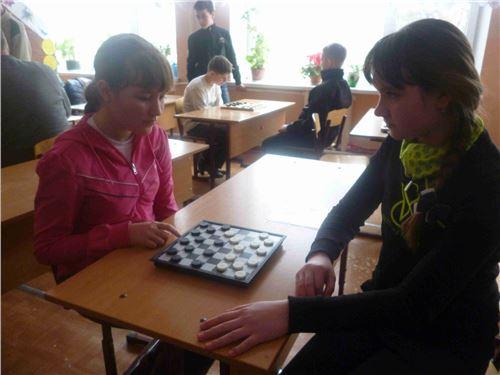 Зональные соревнования по шашкам